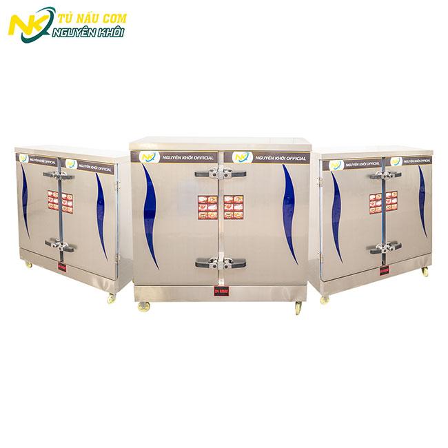 Nguyên Khôi bán tủ cơm công nghiệp 24 khay điện
