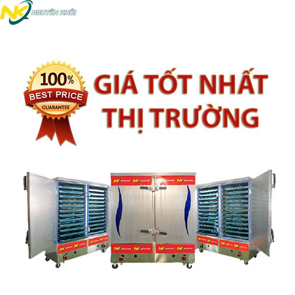 Nguyên Khôi phân phối tủ nấu cơm công nghiệp giá rẻ số 1 thị trường hiện nay