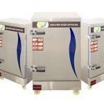 Báo giá tủ nấu cơm công nghiệp bằng điện tại Nguyên Khôi