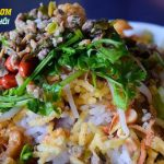 Câch nấu cơm hến Huế