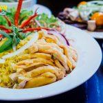 Cách nấu cơm gà Phú Yên